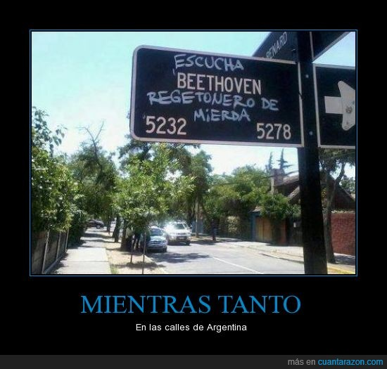 Argentina,beethoven,calle,cani,foto,reggaeton