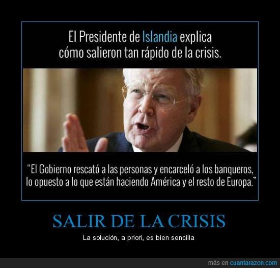 banqueros a la carcel,democracia ya,españa da asco,gobernantes a la carcel,islandia