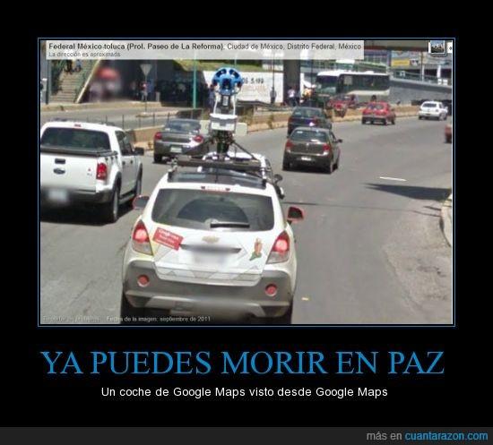 camioneta,coche,df,google maps,google street view,grabar,maps,tuenti