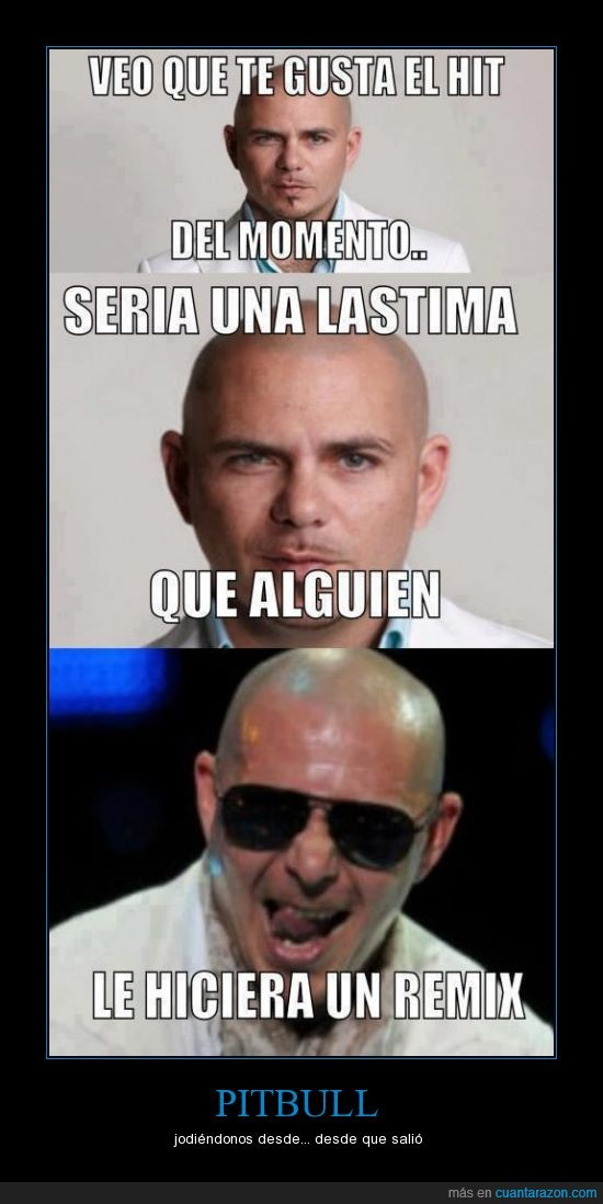 cancion,favorita,hit,momento,pitbull,remix