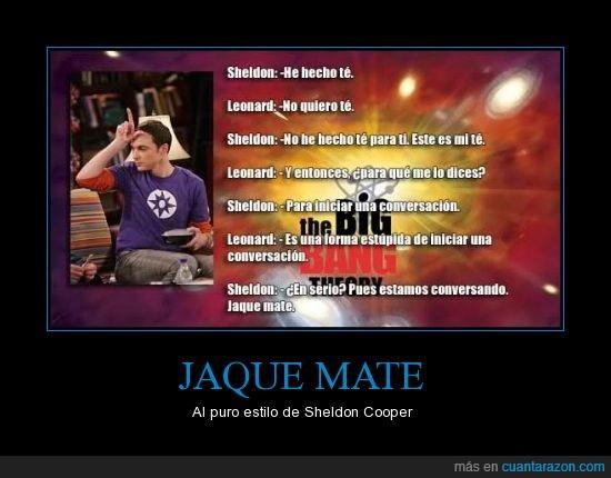 Bazinga!,Jaque mate,Leonard Da...?,penny esta buenisima!,Sheldon Cooper