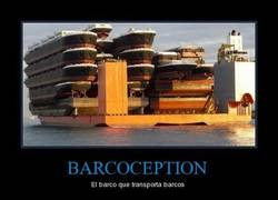 Enlace a BARCOCEPTION