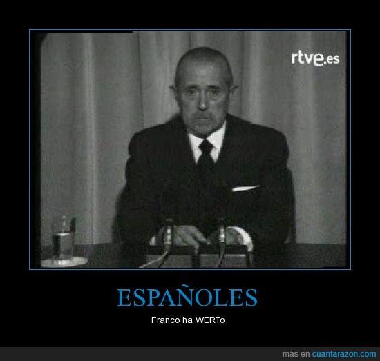 cultura,educación,españa,franco,ministro,persecución al catalán,wert