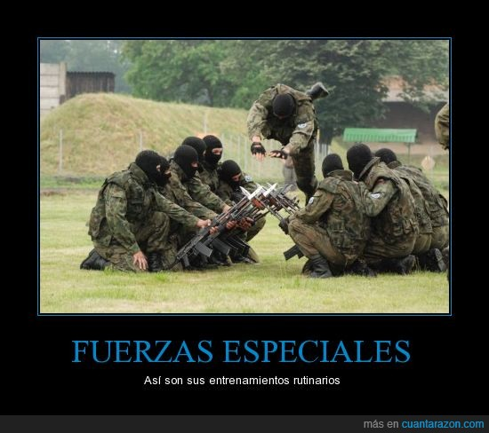 ak,bayoneta,cuchillo,Entrenamiento,Fuerzas Especiales,kalashnikov