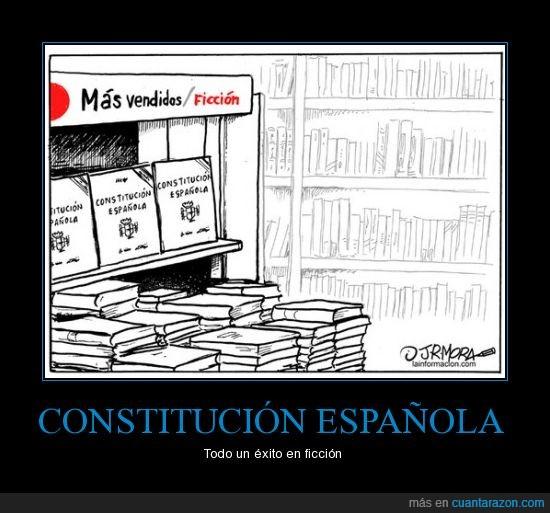 constitución,España,éxito,ficción,mentiras