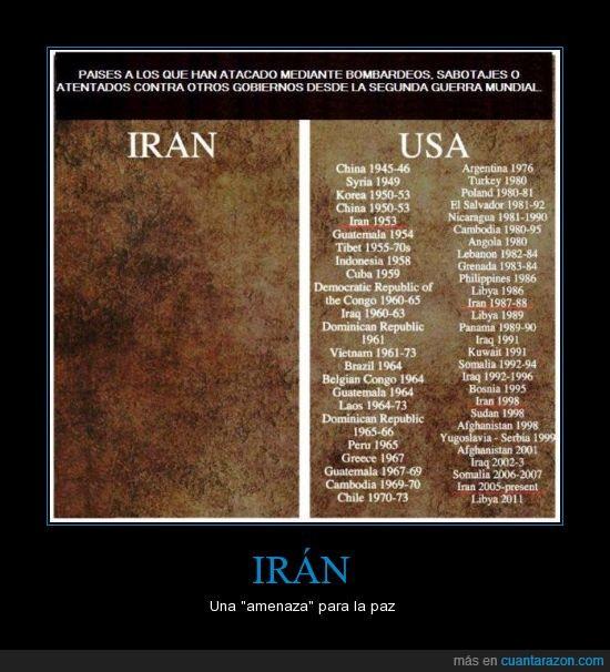 estados unidos,guerra,iran,mundo,paz