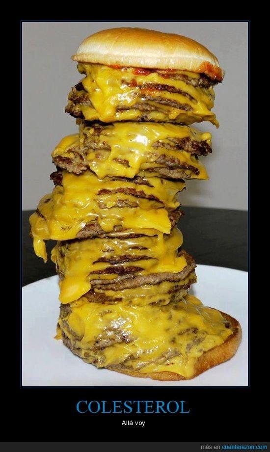 arterias,burger,colesterol letal,hiper hamburguesa,queso