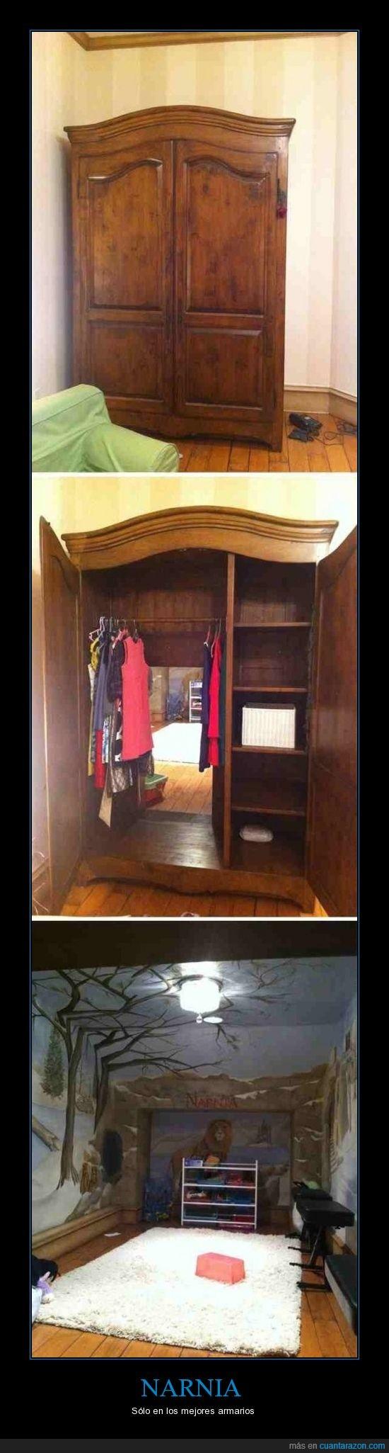armario,aslan,habitación,narnia,secreto