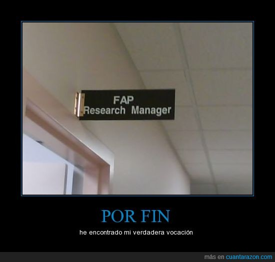 jefe,research manager,trabajo perfecto