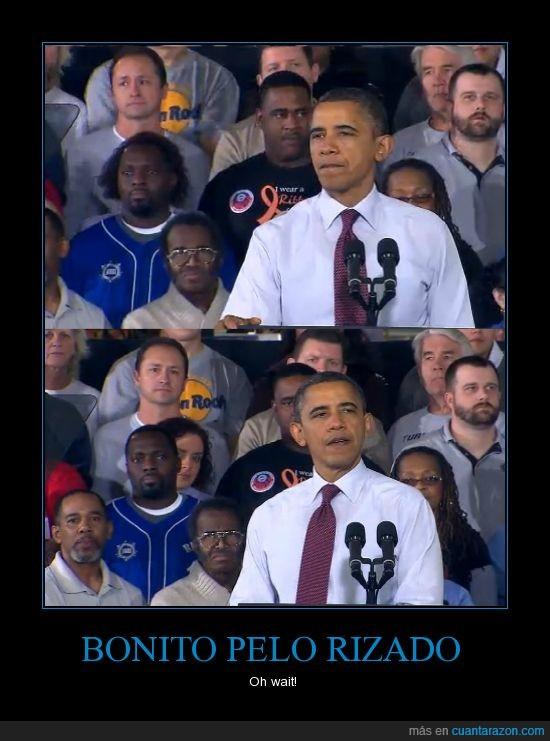 discurso,negro,obama,pelo,peluca,política,rizado,usa