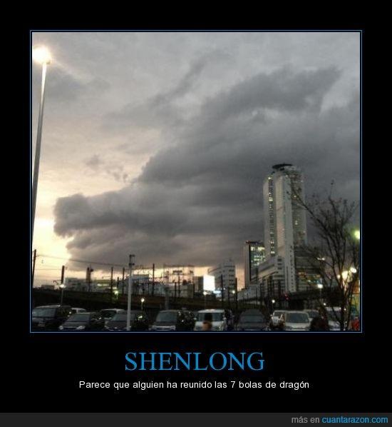 ball,dragon,nube,shenlong,¿Es por Krillin otra vez?