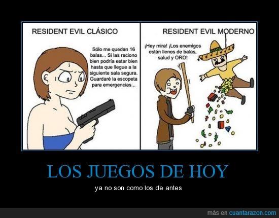 bala,chica,enemigo,gamer,mexicano,piñata,resident evil,survivor,zombie