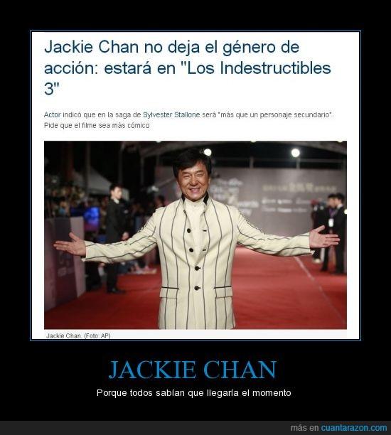 acción,alegria,Jackie Chan,los indestructibles,mercenarios