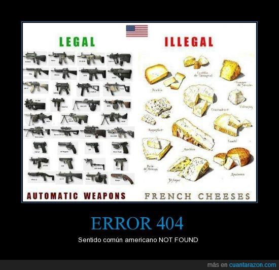 america,armas,estados unidos,francés,inteligencia,quesos