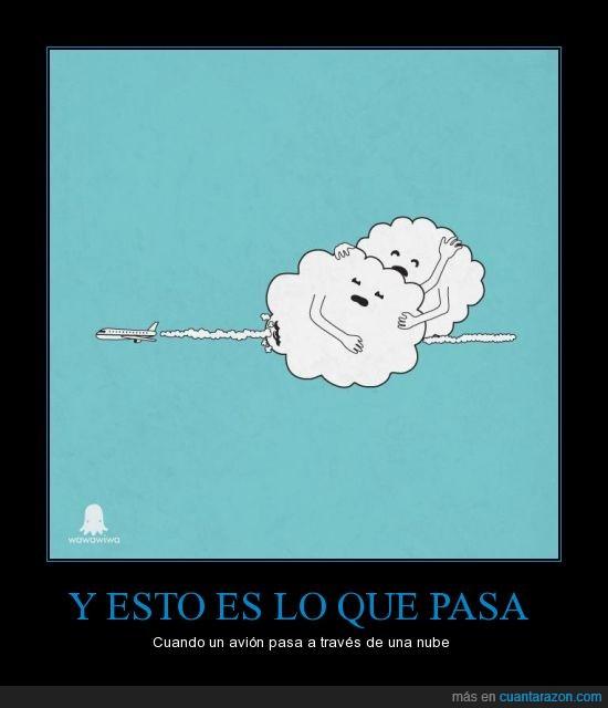 avion,cruzar,muerte,nube