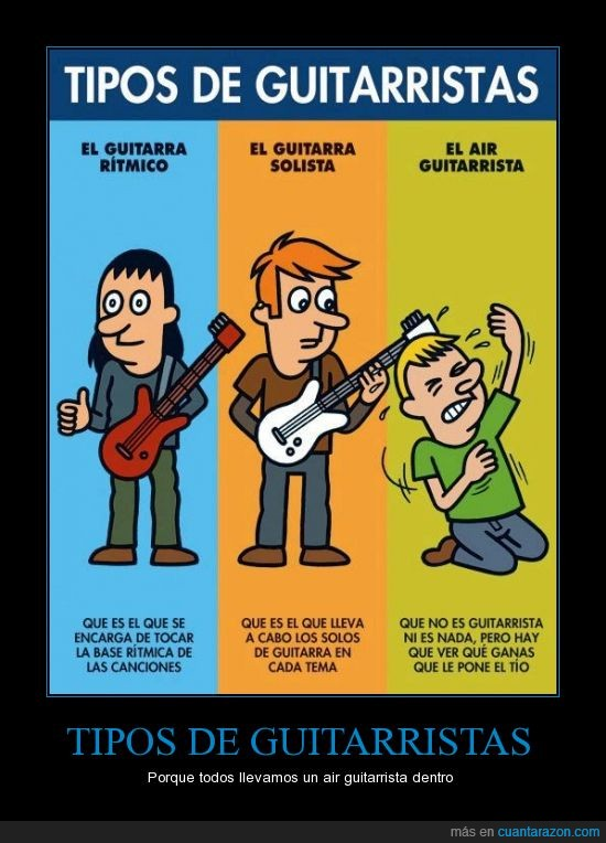 Freak,Guitarrista,Ritmo,Solista