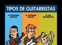 Enlace a TIPOS DE GUITARRISTAS