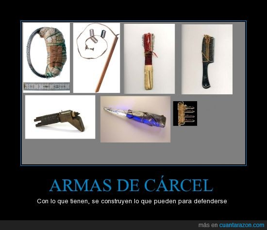 armas,mother of paint,prisiones
