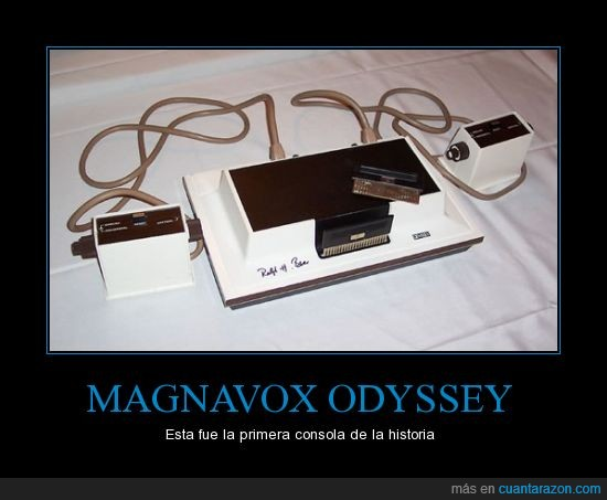 Brown Box,Inventor,Magnavox Odyssey,Padre,Primera,Ralph H. Baer,Videojuegos