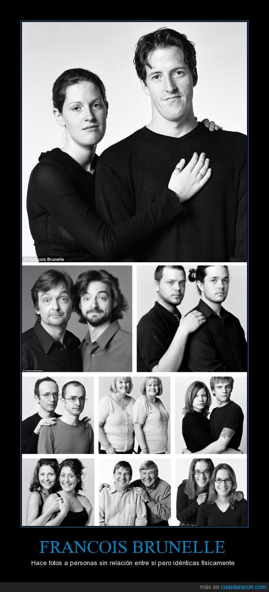 físicamente,fotógrafo,idénticas,personas
