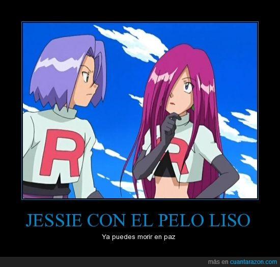 james,jessie,no le queda mal,pokemon