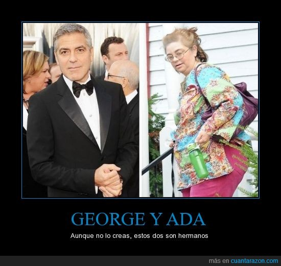ada,clooney,fea,george