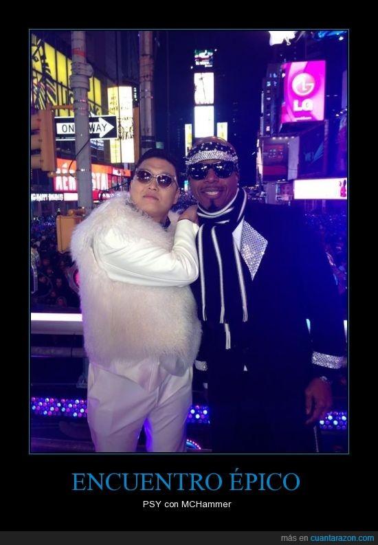 2013,gangman,Halloween,MCHammer,Navidad,psy