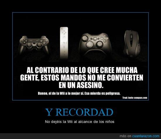 asesino,mando,pc,ps3,wii,xbox