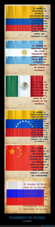 argentina,bandera,china,colombia,méxico,nombre,país,rusia,venezuela