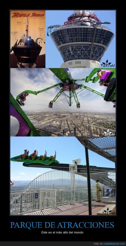 altura,montaña rusa,parque atracciones