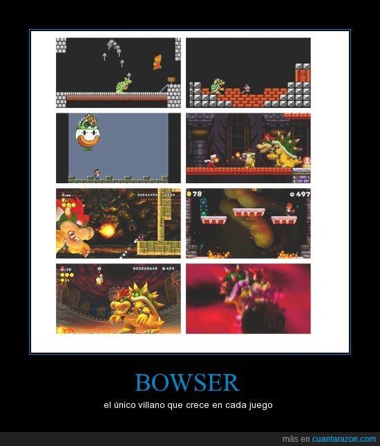 bowser,juego,mario,nintendo,villano