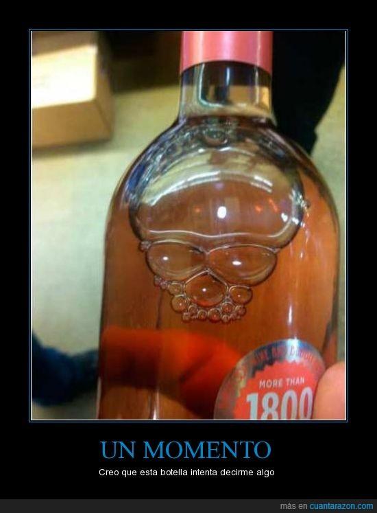 alcohol,beber,botella,calavera,muerete,muerte,veneno