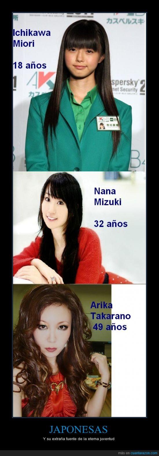 edad,fuente,japon,japonesas,jovenes,juventud,mujeres