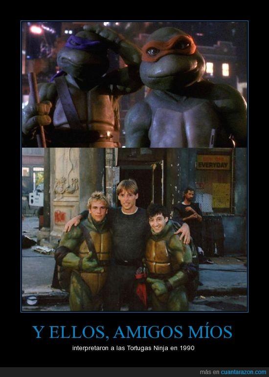 david forman,josh Pais,Leif Tilden,Michelan Sisti,tortugas ninja