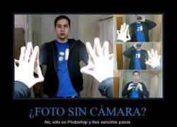 Enlace a ¿FOTO SIN CÁMARA?