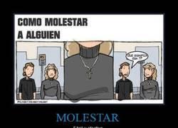 Enlace a MOLESTAR