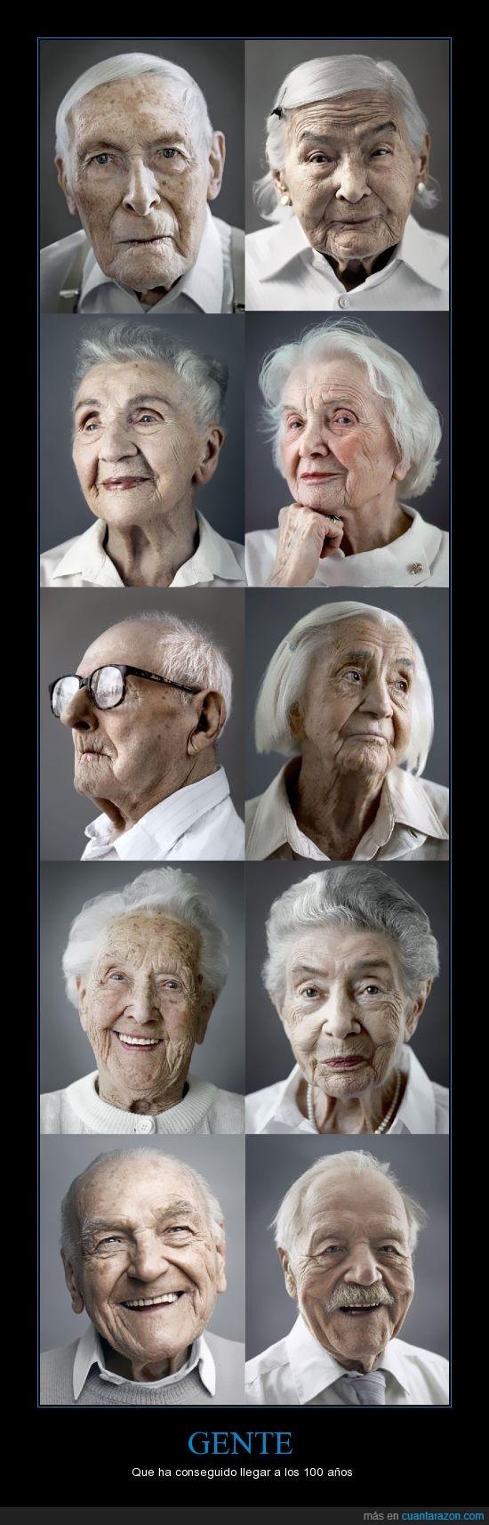 100,ancianos,años,centenarios,cien,gente,ole,viejos,ya quisiéramos más de uno