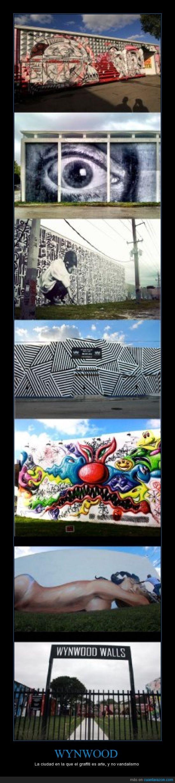 arte,graffiti,vandalismo,walls,wynwood