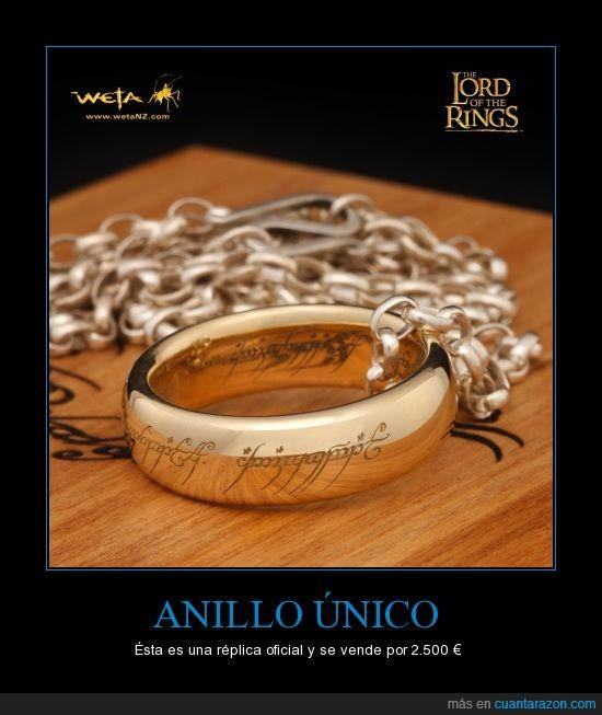 anillo,frodo,gollum,lord of the rings,oro,poder,sauron,señor de los anillos,tolkien,único,weta