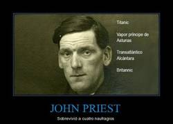 Enlace a JOHN PRIEST