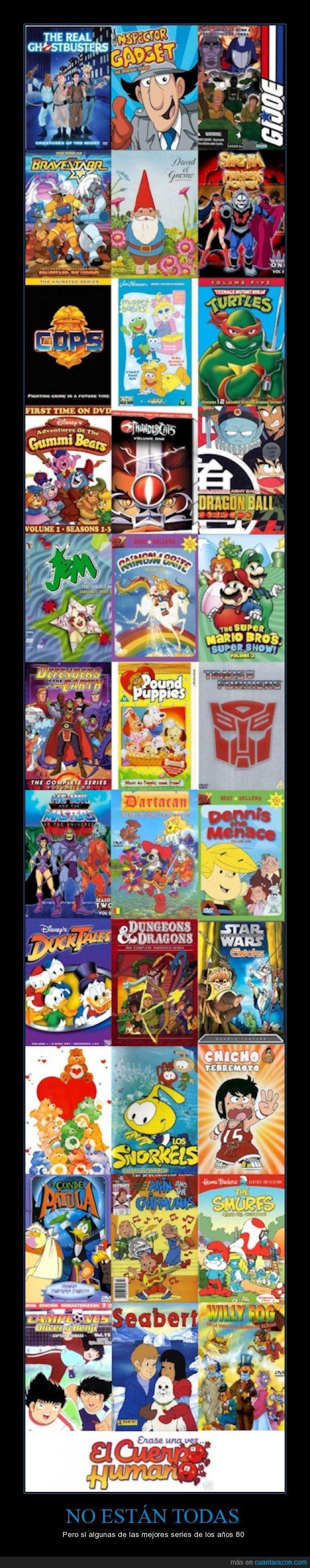 80,animados,años,dibujos,recuerdos,series,television
