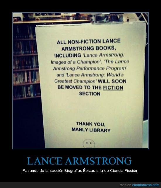 ciclismo,dopaje,Lance Armstrong,mentira,mentiroso,tramposo