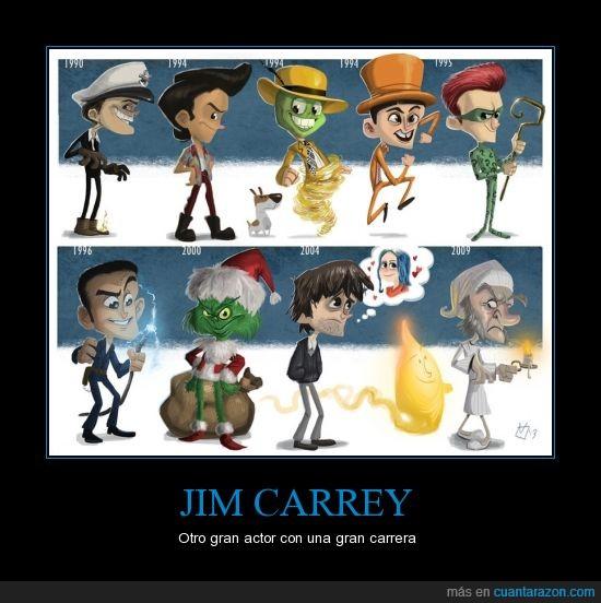 ace ventura,comic,enigma,evolución,grinch,humor,Jim Carrey,mascara,tonto