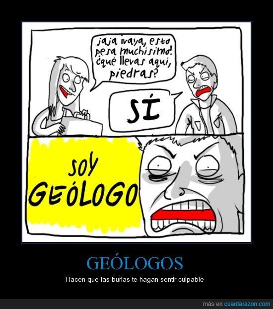 geólogo,maleta,pesa,peso,piedras