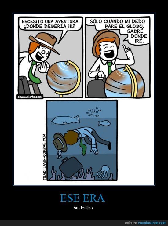 agua,dedo,destino,globo,ir,mar,morir,oceano,terráqueo