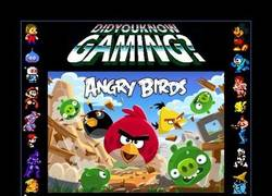 Enlace a ANGRY BIRDS