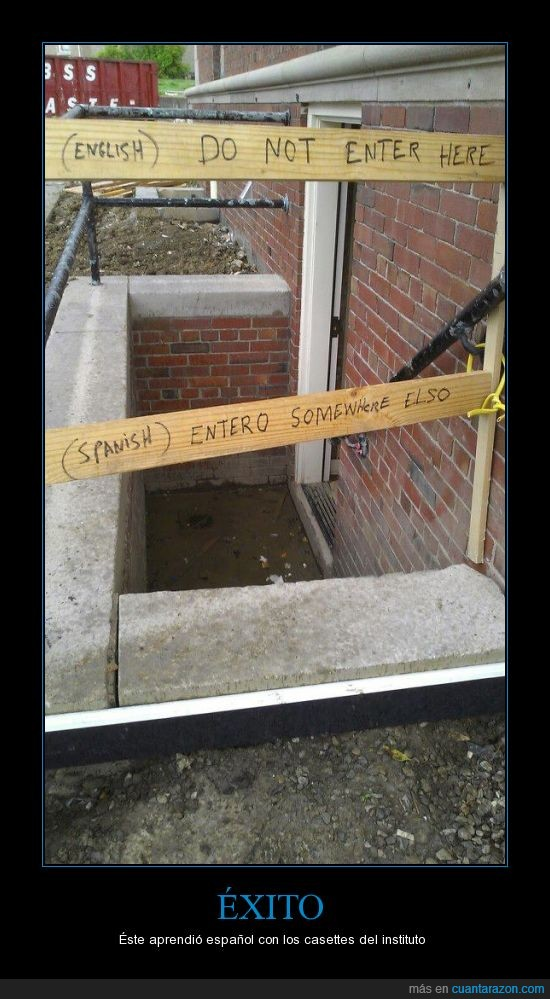 do not,entero,entero somewhero elso,español,exito,ingles,traducción