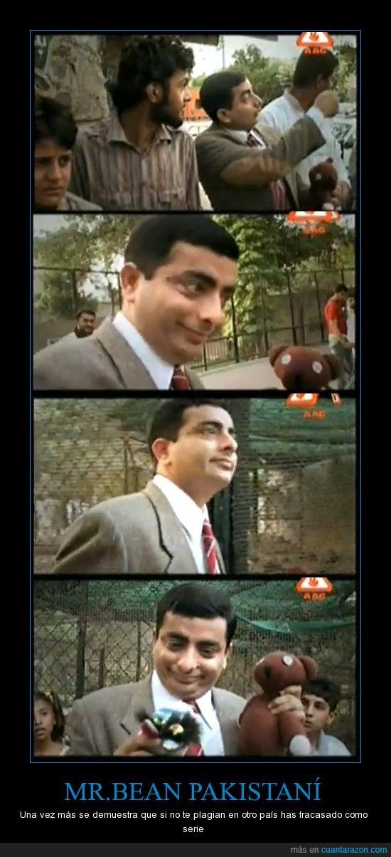 feo,malisimo,mr bean,pakistan,Rowan Atkinson