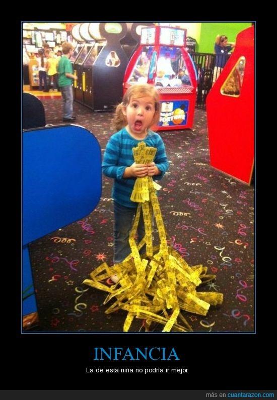 boletos,infancia,jackpot,juegos,premio,premio gordo,tickets