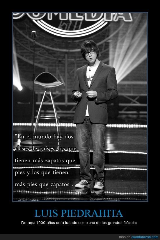 dale todo,el castellano es un idioma loable,el club de la comedia,endereza,lo hable quien lo hable,luis piedrahita
